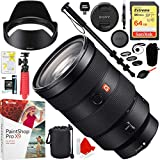 Sony FE 24-70mm F2.8 GM Full Frame E-Mount Lens The ultimate choice for professional portrait, travel and event photographers seeking the highest possible optical performance.The ultimate choice for professional portrait, travel and event photographe...