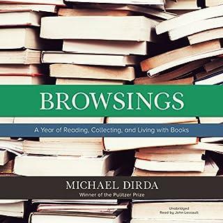 Browsings audiobook cover art