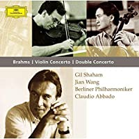 ブラームス:ヴァイオリン協奏曲、ヴァイオリンとチェロのための協奏曲
