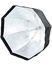 GODOX SB-UBW 95cm/37 Umbrella Octagon Softbox Reflector with Carrying Bag for Studio Photo Portrait Or Product Photography
