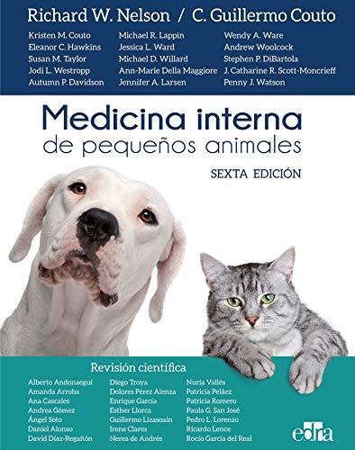 Medicina interna de pequeños animales, 6ª edición (Spanish Edition)