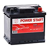 NX - Batterie voiture P-Start 50-420/0 12V 50Ah +D - Batterie(s) - C22 ; C3