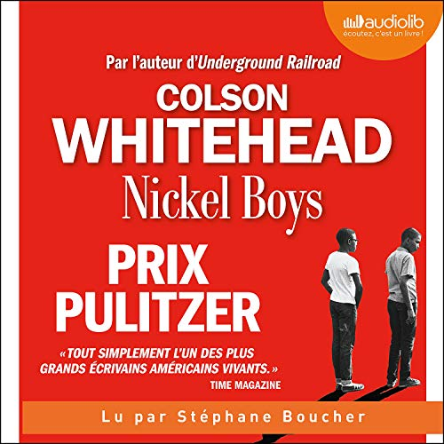 Couverture de Nickel Boys