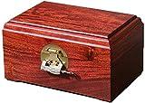 MWXFYWW Retro Vintage Cofre del Tesoro de Madera Almacenamiento de Joyas Organizador de Joyas Baratija Recuerdo Caja del Tesoro Cajas de joyería con Cerradura para Mujeres
