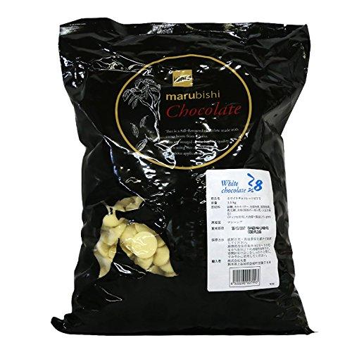 Beryl's(ベリーズ)業務用クーベルチュールホワイトチョコレート1.5kg製菓用チョコレート(B7196)