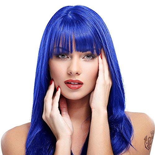 Manic Panic Classic Coloration Pour Cheveux Semi-Permanente 118ml (Bleu Bad Boy)
