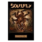 Soulfly - Poster Conquer