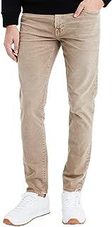 American Eagle Mens 4162204 Ne(x) t Level Skinny Jean, Dune Khaki