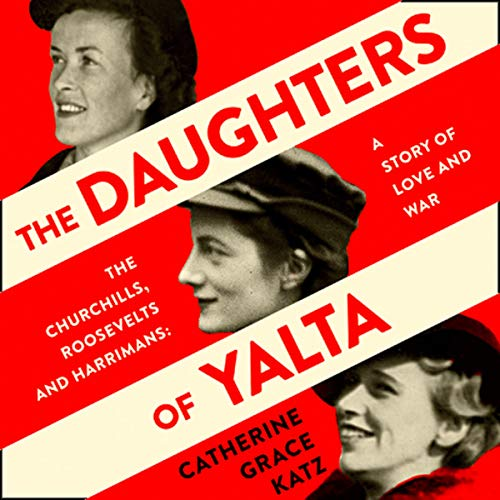 The Daughters of Yalta  By  cover art