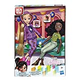 Disney Princess - Paquete con Princesas Rapunzel & Tiana (Hasbro E7418ES0)