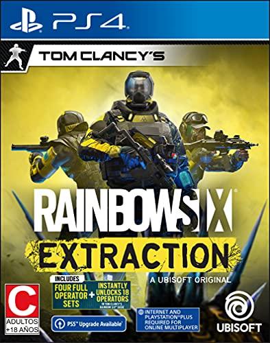 Tom Clancys Rainbow Six Extraction - Playstation 4