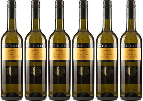 Gehrig LE SAUVAGE Sauvignon Blanc 2019 Trocken (6 x 0.75 l)