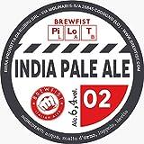 Birra Artigianale BREWFIST PILOT LAB 02 - IMPERIAL STOUT CON COCCO E CACAO - 8.7% - LATT. 50 CL x 12