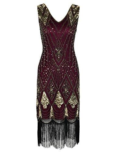 Top 10 Best Buy 1920s Flapper Dress Comparison