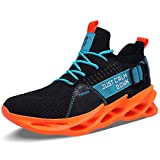 MAYZERO Mens Blade Sneakers Running Tennis Shoes Sport Athletic Shoes Fashion Workout Walking Shoes