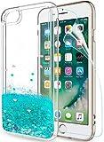 LeYi Coque Coque iPhone Se 2020, Coque iPhone 7/8 avec Protection écran, Fille...