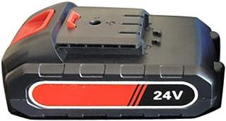 YAP Cortadora de cesped Recargable eléctrico sin Cuerda de Hierba Strimmer telescópica Ligera Patio Segadora Ajuste de Mano jardín Cortadora de cesped Weed Cortador,24V Lithium Battery