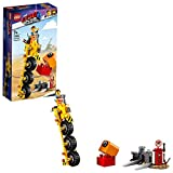 LEGO THE LEGO MOVIE 2 Emmet's Thricycle; 70823 Three Wheel Toy Bicycle Action Building Kit for Kids (173 Pieces)