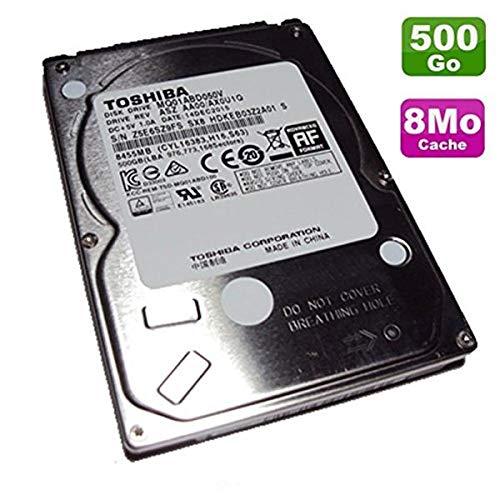 Toshiba MQ01ABD050V 2.5 inch 500GB SATA Internal Hard Drive