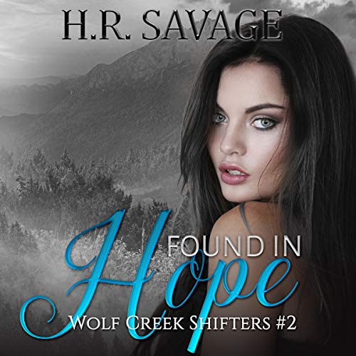 Found in Hope  audiobook cover art