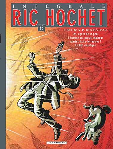 Intégrale Ric Hochet, tome 6