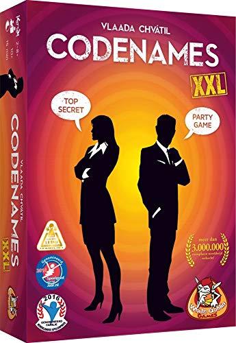 Unbekannt brettspiel Codenames XXL
