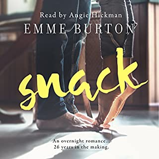 Snack audiobook cover art