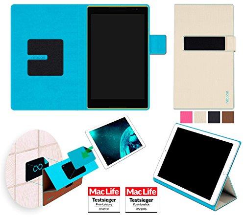Hülle für Lenovo Tab S8 Tasche Cover Hülle Bumper | in Beige | Testsieger