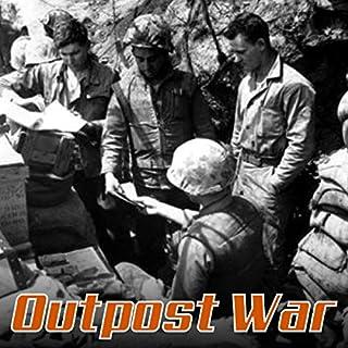 Outpost War audiobook cover art