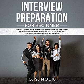 Interview Preparation for Beginner cover art