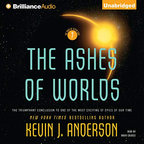 The Ashes of Worlds cover art