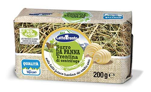 BURRO DI PANNA TRENTINA NO OGM 200 gr