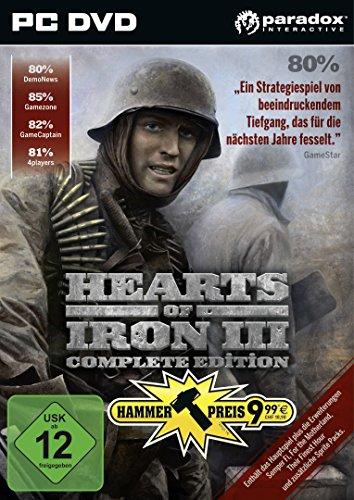Hearts Of Iron 3 Complete Edition [Importación Alemana]