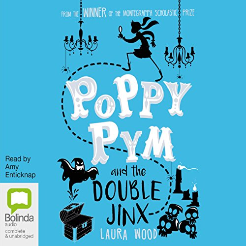 Couverture de Poppy Pym and the Double Jinx