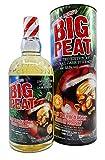 Douglas Laing Big Peat Islay Blended Malt Scotch Whisky Limited Christmas Edition 2020 - Torfiger Whisky (1 x 0.7 l) 53,1% vol.
