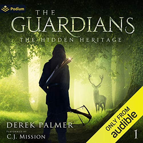 The Guardians  By  cover art