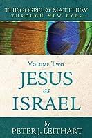 The Gospel of Matthew Through New Eyes Volume Two: Jesus as Israel