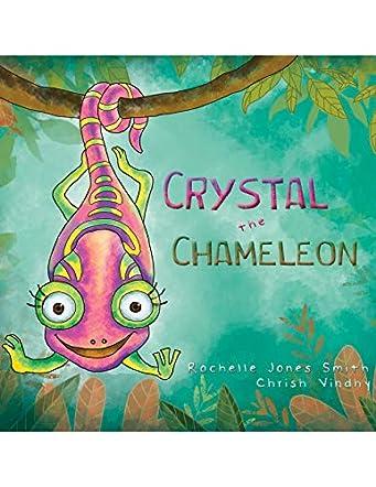 Crystal the Chameleon
