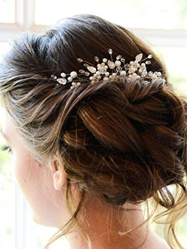 Missgrace Bridal Vintage Hair Comb Bridal Headpiece Bridal Hair Piece Wedding Hair Piece Wedding Headpiece Wedding Hair Comb Grecian Headpiece Wedding Hair Accessories