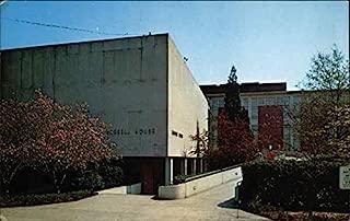 University of South Carolina - Russell House Student Union Columbia Original Vintage Postcard