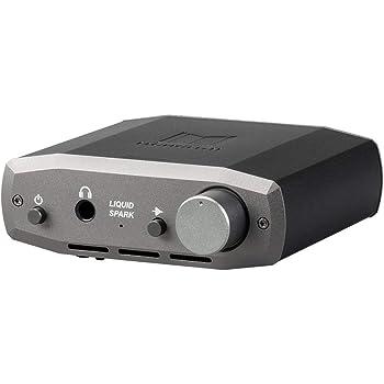 Monolith 133304 Liquid Spark Headphone Amplifier - by Alex Cavalli with RCA Input, Single 1/4 Output 1.3Watt@50R, 108Db