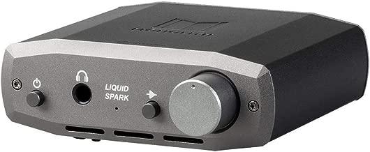 Monolith 133304 Liquid Spark Headphone Amplifier-by Alex Cavalli with RCA Input, Single 1/4 Output 1.3Watt@50R, 108dB