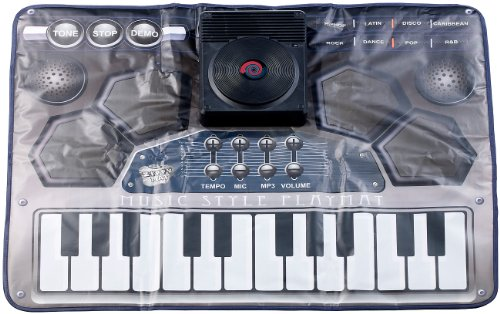 Playtastic Tapis Instrumental Tactile Clavier