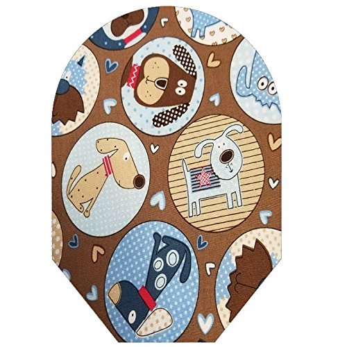 Dogs Pouch Cover Closed End
