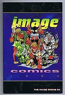 Image Scene 94 TPB ORIGINAL Vintage 1994 Image Comics Spawn