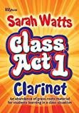 Class Act Clarinets (Book & CD)