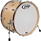 "PDP Concept Maple Classic Bass Drum - 14""x24"" - Natural"