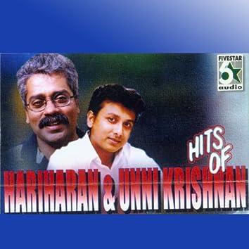 Hits of Hariharan and Unnikrishnan