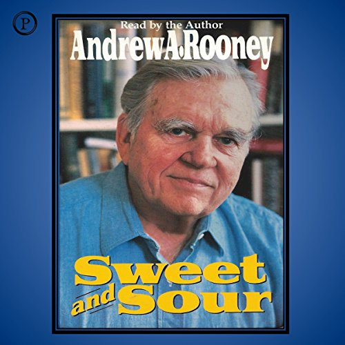 Sweet and Sour audiobook cover art