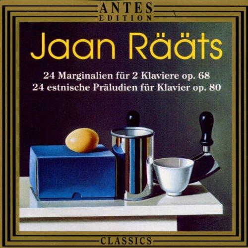 24 Estnische Praeludien fuer Klavier op. 80 - XVIII Gis-Moll